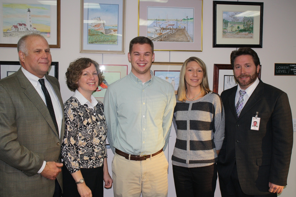 Sam Stadnick Rotary Student of the Month for December 2012