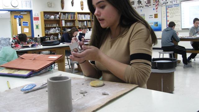 8th Grade Artists