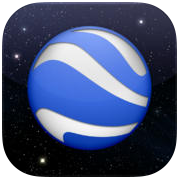 Google Earth - iOS app