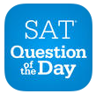 SAT Question Of The Day - Android app