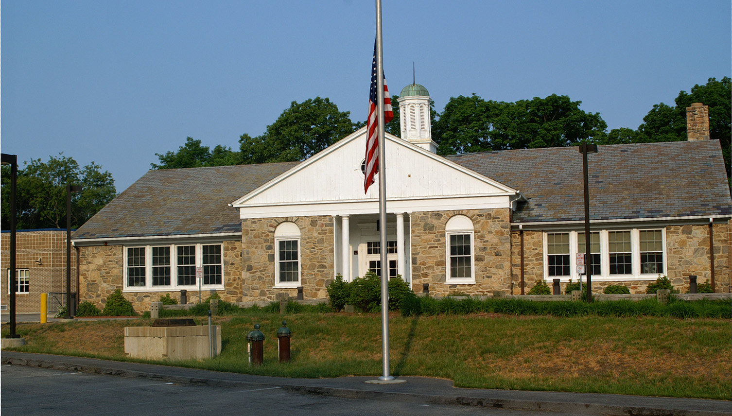 Lyme Consolidated School