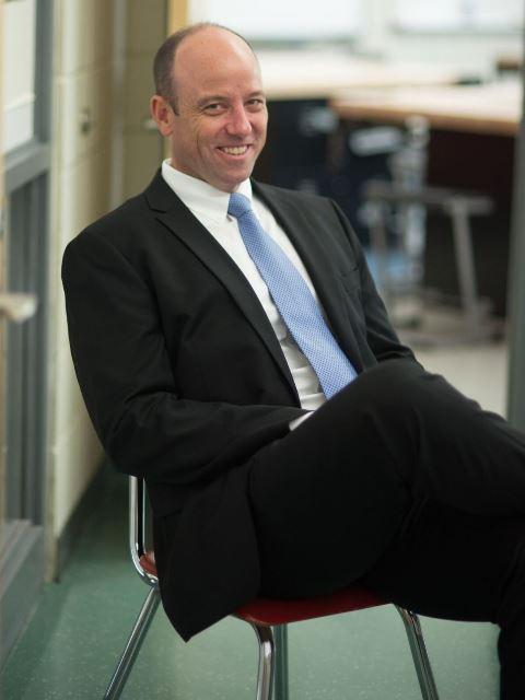 Ian Neviaser, Superintendent of Schools